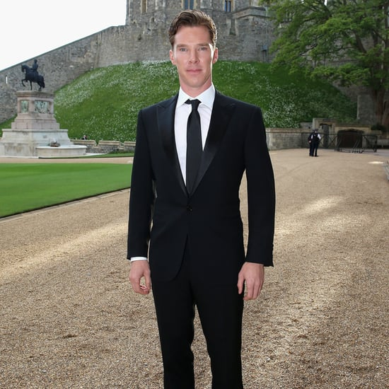 Benedict Cumberbatch 2014 Vanity Fair Best Dressed List