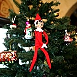 Introduce your little one to Elf on the Shelf.