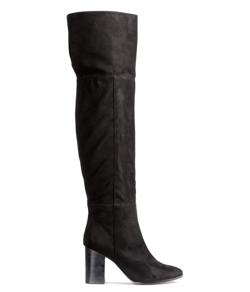 H&M Knee-High Boots ($60)