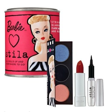 Tuesday Giveaway! Barbie Loves Stila Paint Can — 1959 #1 Ponytail Doll
