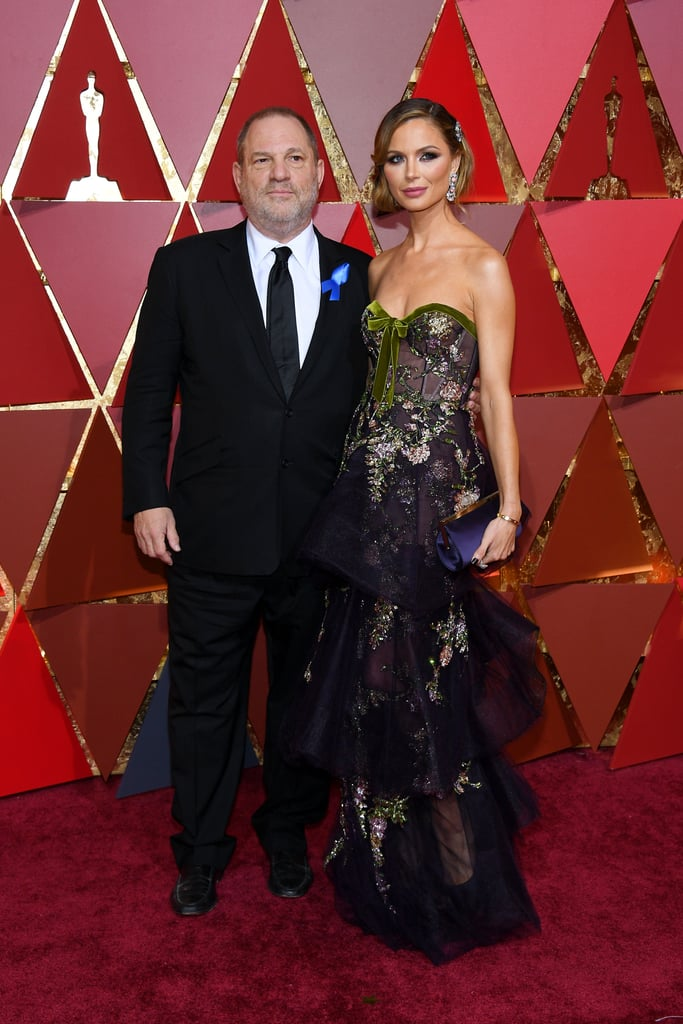 Georgina Chapman Married Harvey Weinstein in 2007