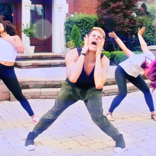 "Fitness Marshall Ariana Grande ""Side to Side"" Cardio Hip-Hop"