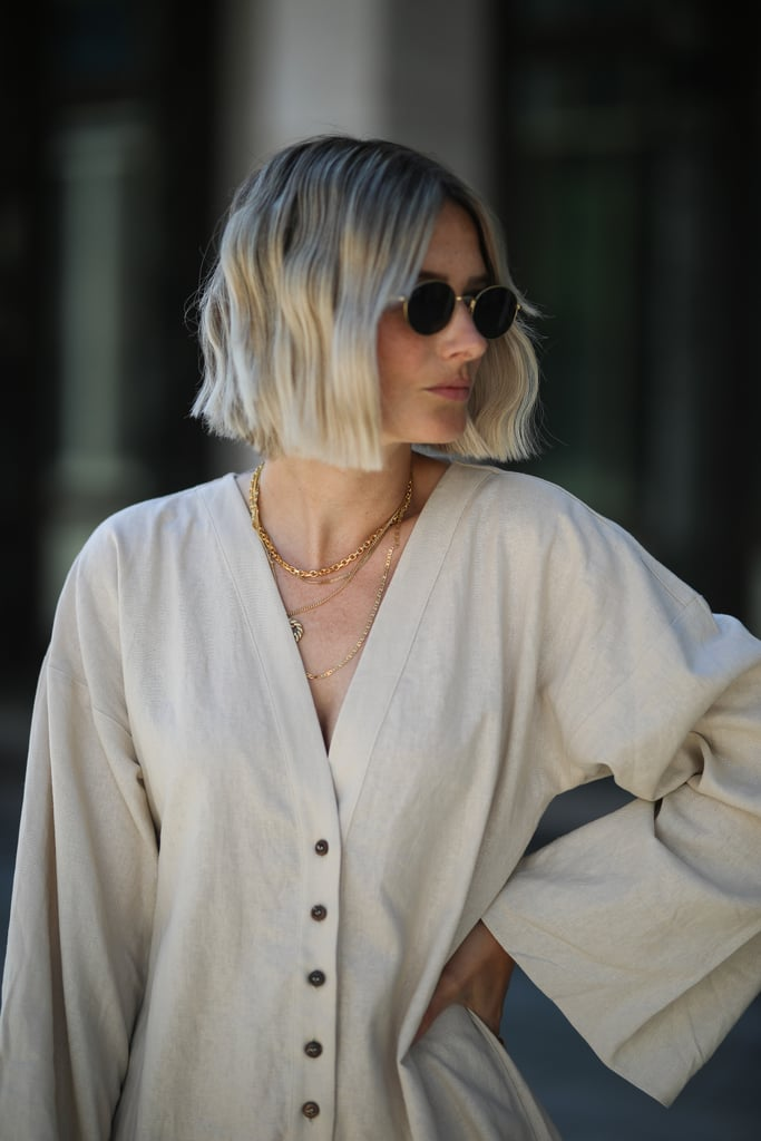 """Fall 2020 Haircut Trend: """"Invisible"""" Layers"""