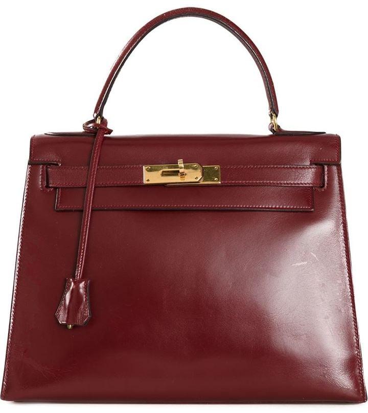 Hermès Vintage Kelly 28 bag ($7,799)
