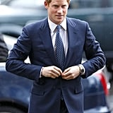 Sorry Ladies, Prince Harry and Cressida Bonas Are Still Going Strong