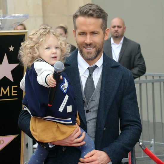 Ryan Reynolds's Comments on Flying With Kids