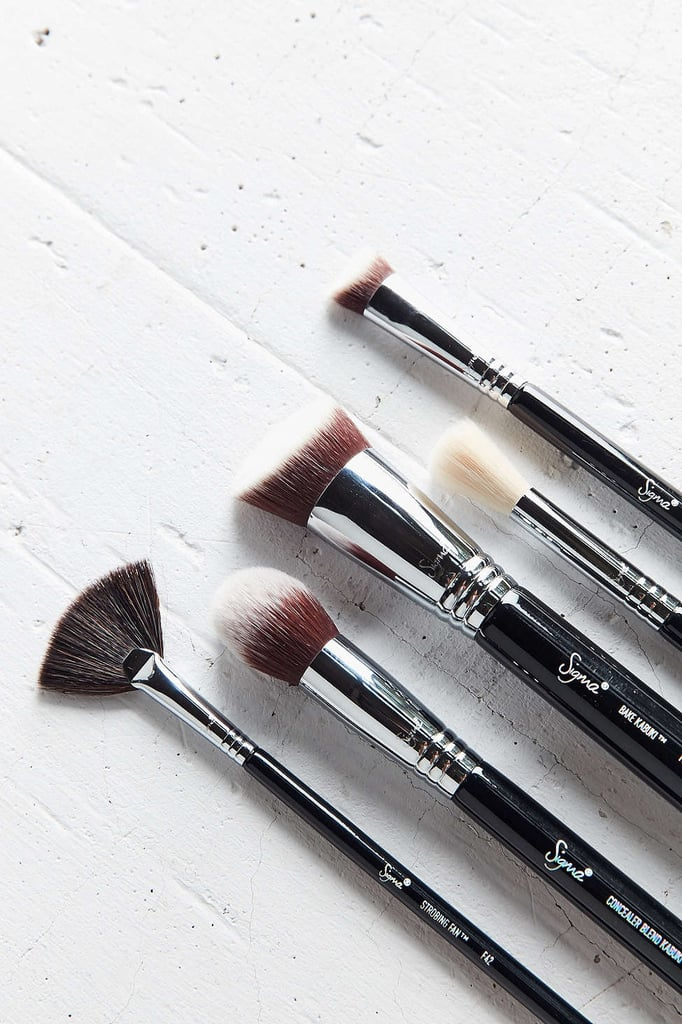 Sigma Beauty Best Of Sigma Beauty Brush Kit 122 Value: Affordable Beauty Gifts From Urban Outfitters