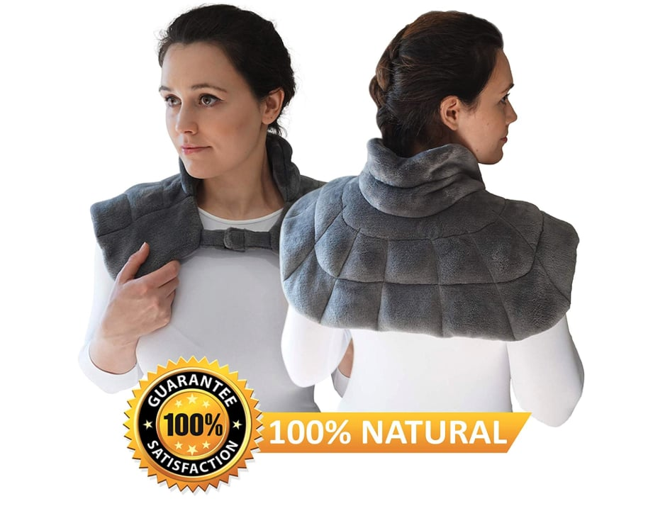 TimeBeeWell Neck Wrap