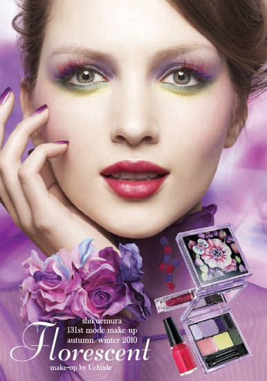 It may be cold and wintery outside, but shu uemura is saying a big hell no to traditional hues of the season, instead, it's embracing petal power. From the soft, pastel washes of baby blooms, to the rich nature of fully-developed flowers, the Florescent makeup collection includes something for everyone. The standout, as usual, is a palette: the limited edition Graceful Bloom Palette ($89). From shimmering lilac to a rich purple and gorgeous khaki to fresh pink, this is your one-stop-shop for eyes and lips, whatever the season. LOVE. Take a look at the rest of the collection now . . . Shu uemura Florescent Makeup Collection will be available from David Jones from August 2. Stockists: 02 9931 8888.
