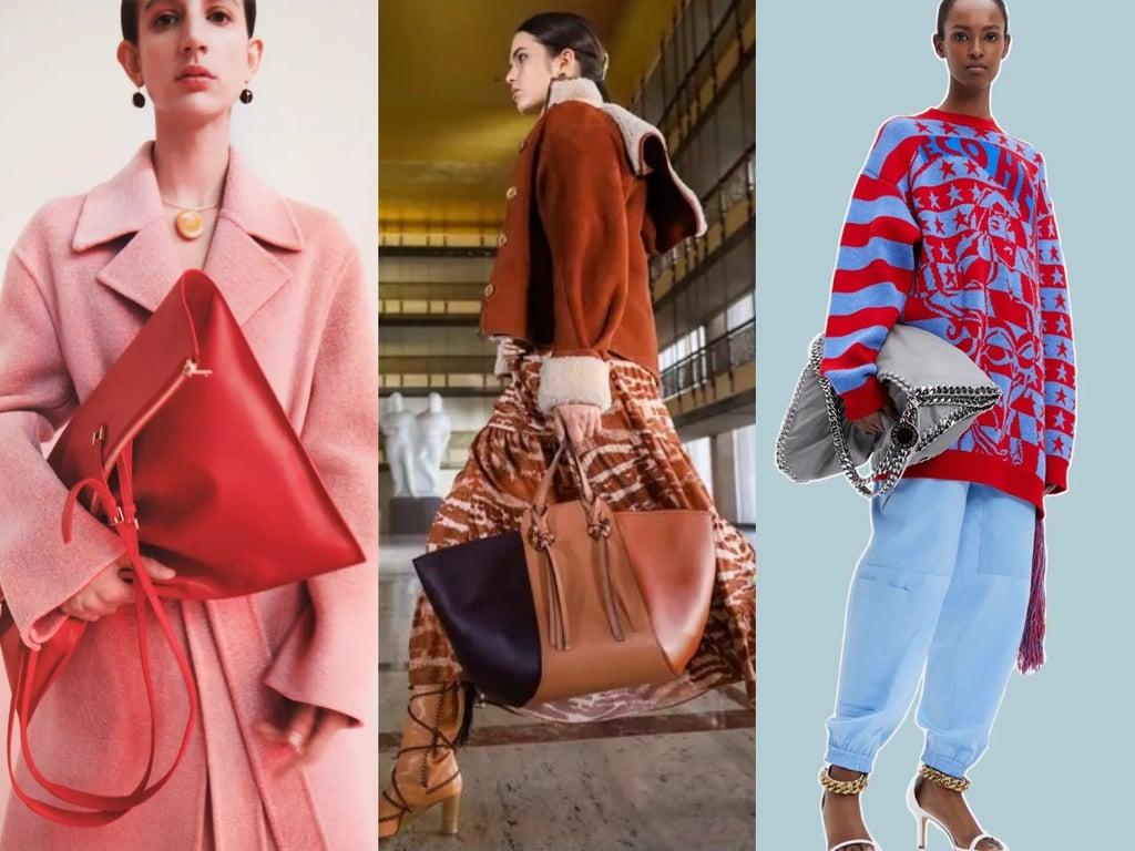 Autumn 2021 Bag Trend: Supersize Bags
