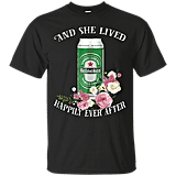 Aether Corner And She Lived Happily Ever After Heineken T-Shirt