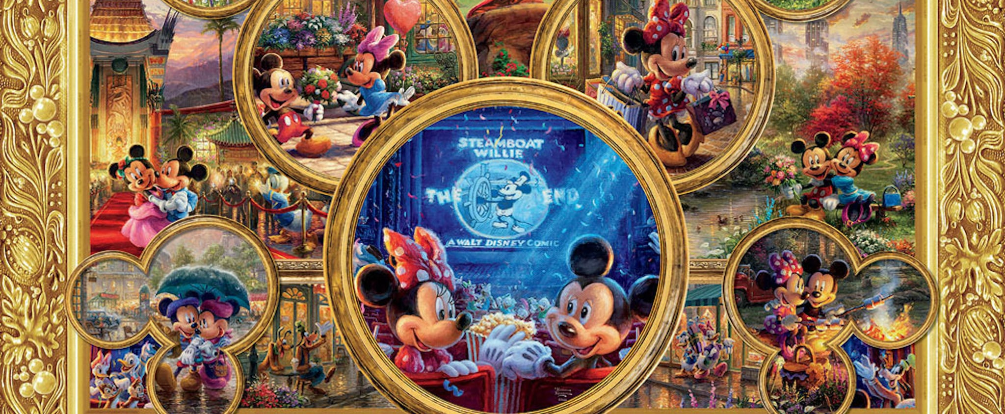 The Best Disney Jigsaw Puzzles For Adults