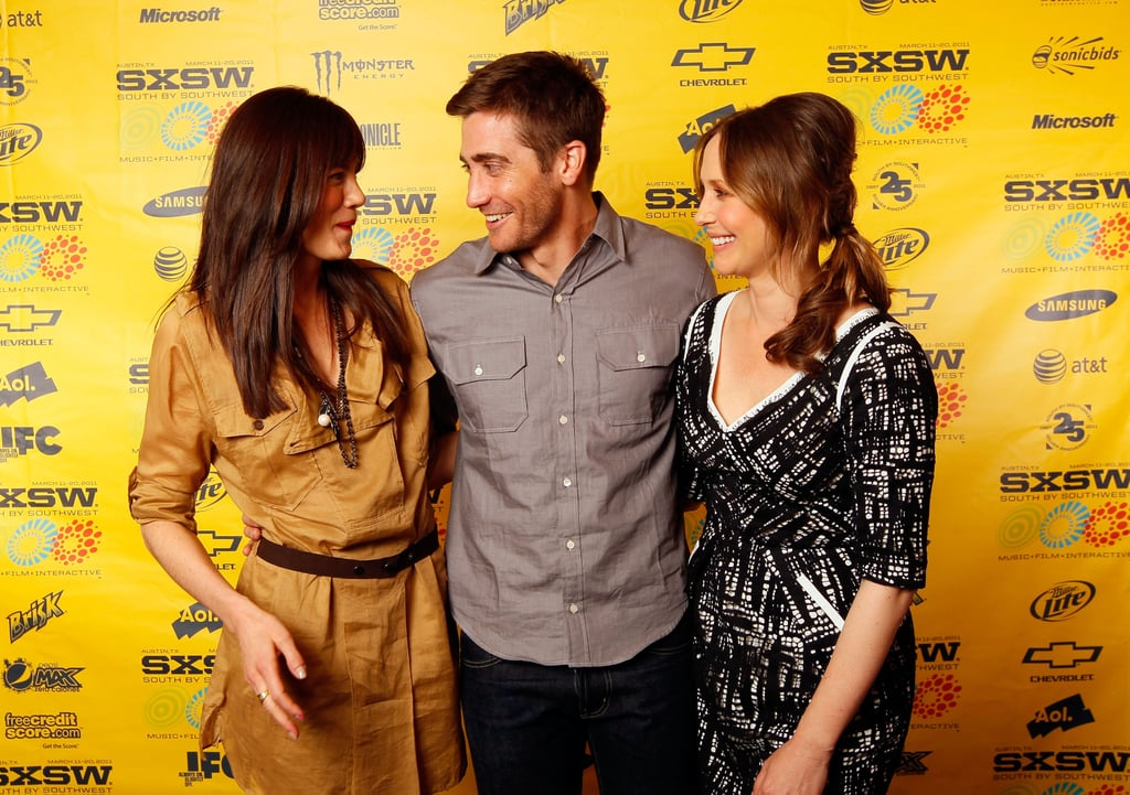 Pictures of Jake Gyllenhaal and Vera Farmiga at the SXSW Premiere of Source Code