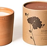PF Candle Co Terra Geranium Candle