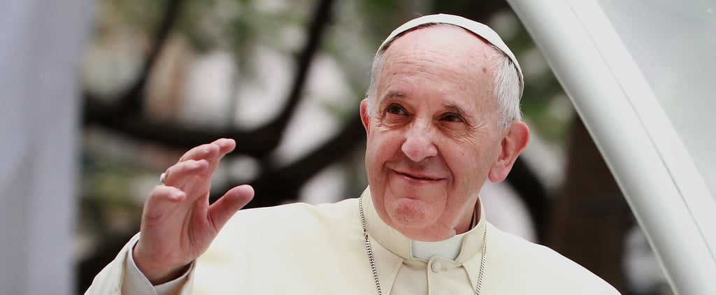 The Pope Gloriously Shaded Donald Trump Without Even Saying His Name