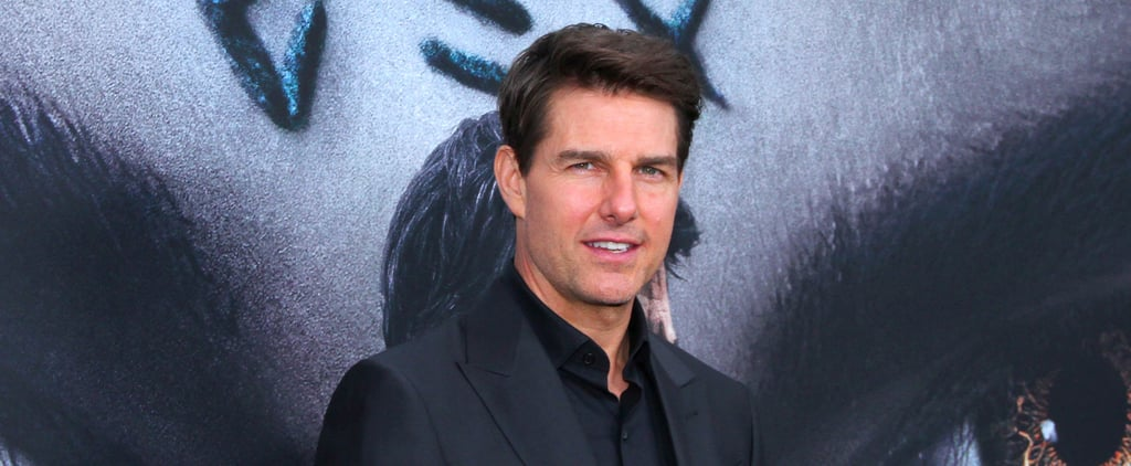 Tom Cruise Breaks His Ankle During Stunt on the Set of Mission: Impossible 6