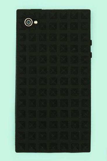 Square Studs ($35)