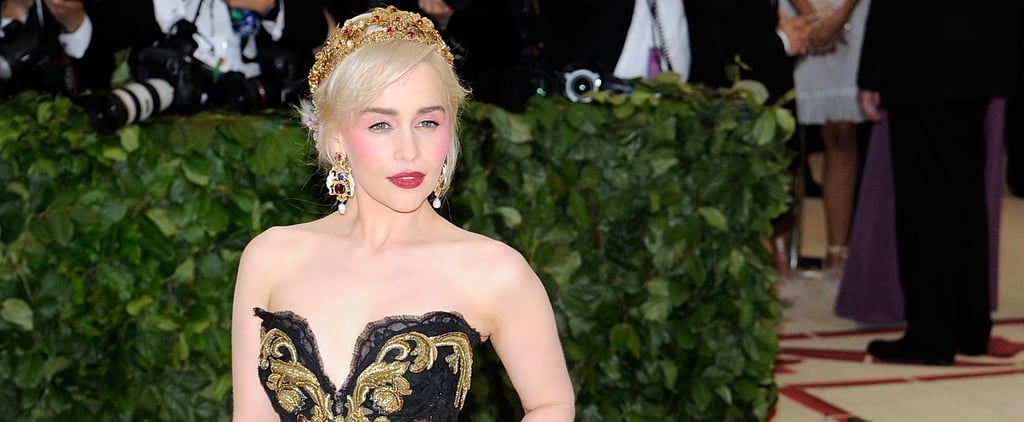Emilia Clarke's Sexiest Dresses