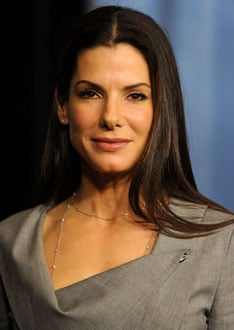 Interview With Sandra Bullock About Her Oscar Nomination for The Blind Side