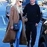 Ashlee Simpson and Evan Ross Are Adorably Smitten During a Day Date in LA