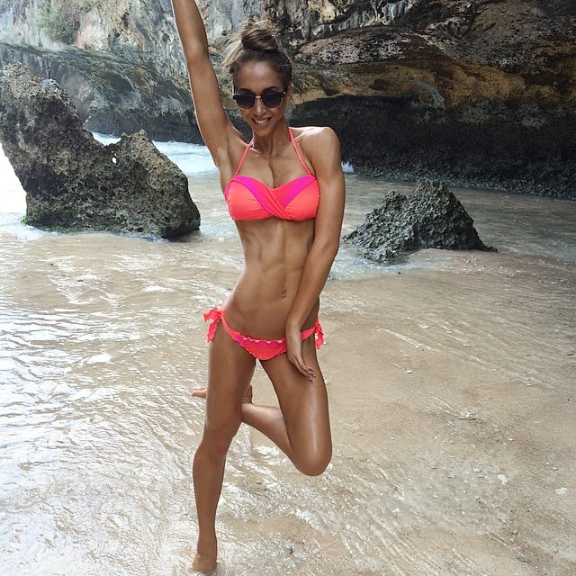 Seafolly Source: Instagram user chontel_hiitstation
