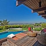Photos of Scarlett Johansson and Ryan Reynolds Midcentury Modern Home