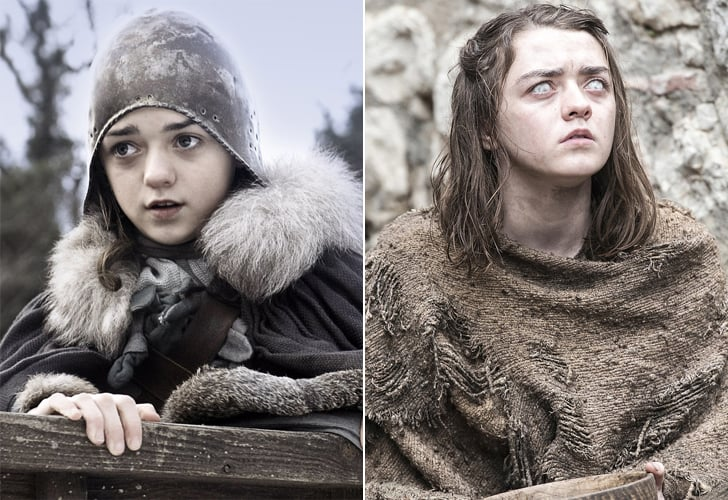 10 Game of Thrones Characters, Then and Now