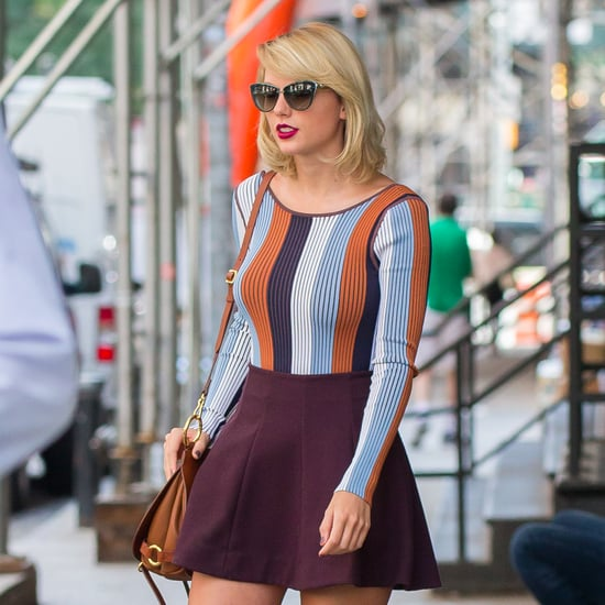 Taylor Swift's Heels Style