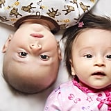 """Twins can have different fathers: A rare situation called heteropaternal superfecundation can result in twins who have different fathers. If an ovulating woman has sex with two different men and releases multiple eggs during a certain period, she may conceive babies who share a womb but not a father.  The average twin birth weight is 5 pounds 5 ounces: Because twins tend to be delivered early, their weight at birth averages out to a relatively low 5 pounds 5 ounces.  Women can be predisposed to fraternal twins, not identical: The """"twin gene"""" allows women to be genetically predisposed to conceiving fraternal twins, but identical twins are always the result of a random egg split.  Asia and Latin America have the lowest birthrates of twins: Not much is known about the reason, but Latin American and Asian countries produce the fewest number of twins per 1000 births.  Eighteen percent of identical twins have different dominant hands: If your identical twins indicate a different handedness from one another, they're not alone — over 18 percent of their peers do the same."""