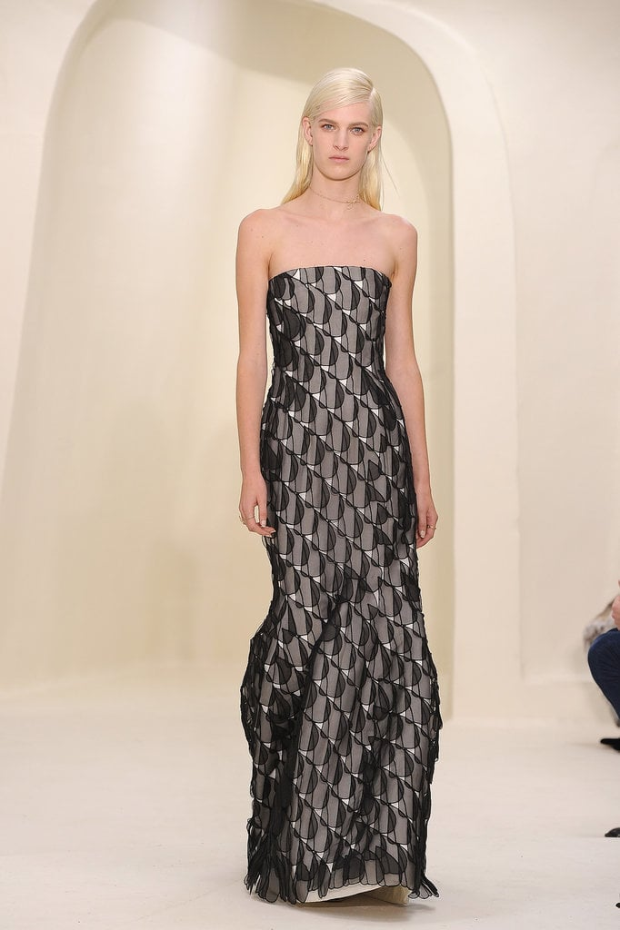 Jennifer Lawrence: Christian Dior Haute Couture Spring 2014