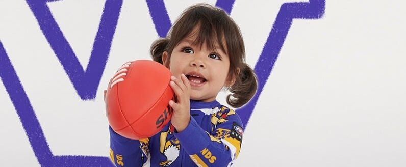 Baby Merchandise For Footy Fans