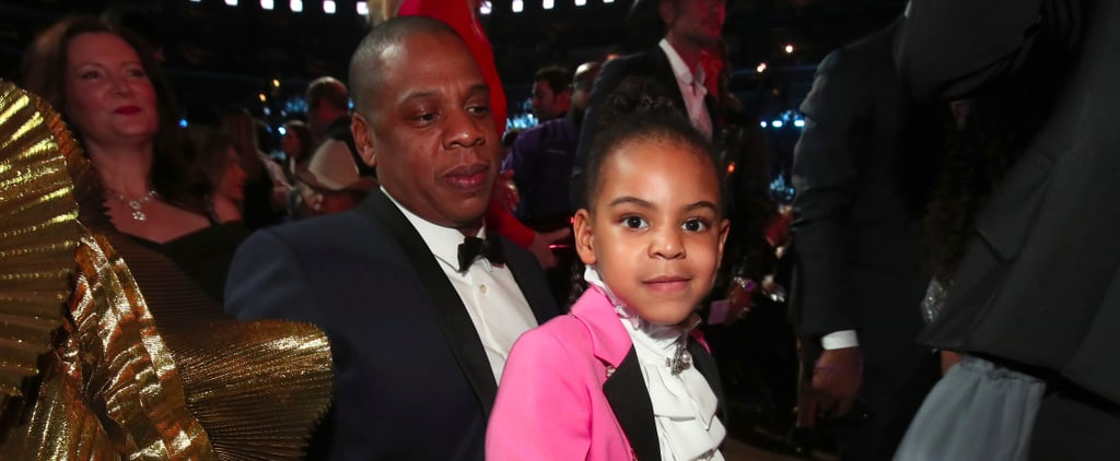 Everyone Can Go Home Now, Because Blue Ivy Just Had the Best Night at the Grammys
