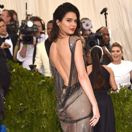 Kendall Jenner at the Met Gala Internet Reactions 2017