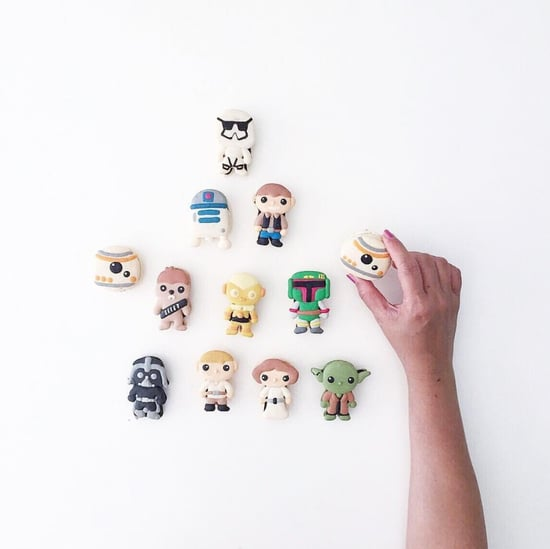 Star Wars Themed Macarons