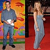 Who's Winning — Damon vs. Aniston?