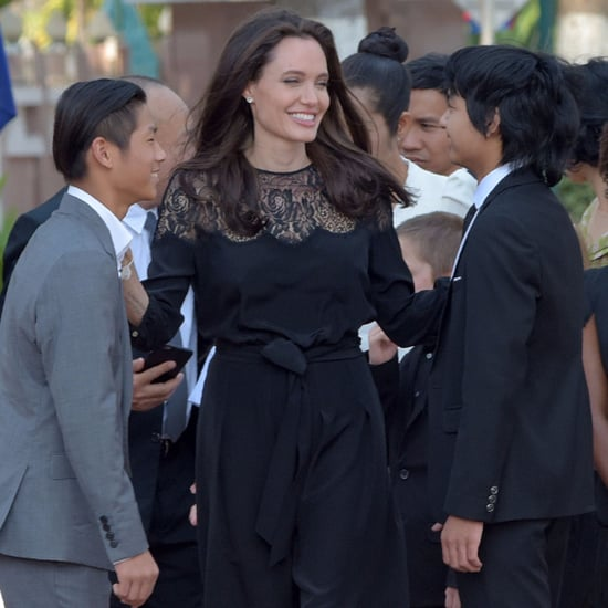 Angelina Jolie's Quotes About Her Family