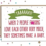 Baby Making Card