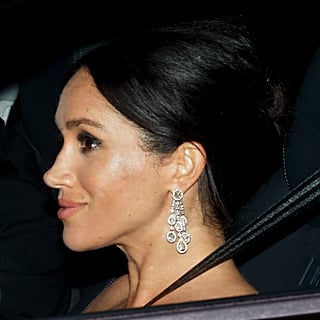 Meghan Markle and Kate Middleton's Earrings November 2018