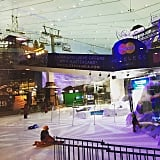 Go Indoor Skiing at the Mall of the Emirates in Dubai