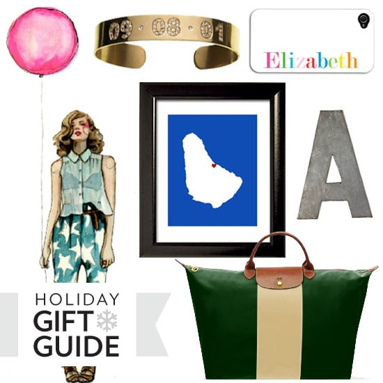 Best Personalized Holiday Gifts 2012