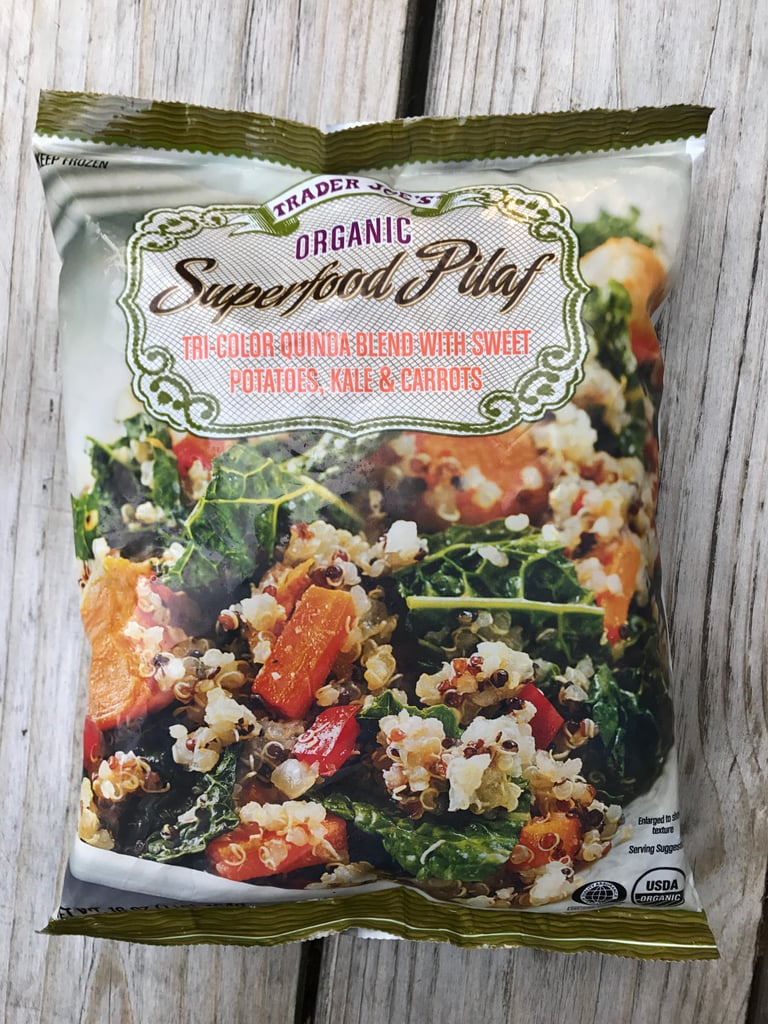 Trader Joe's Superfood Pilaf