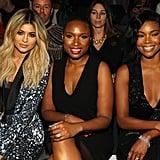 Kylie Jenner, Jennifer Hudson, and Gabrielle Union