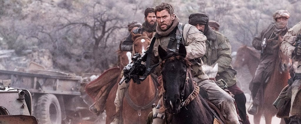 12 Strong: In Which Chris Hemsworth Sexily Rides a Horse to a Tom Petty Cover