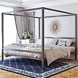 DHP Modern Canopy Loft Bed