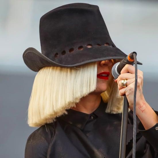 Sia's Song on the Hamilton Mixtape