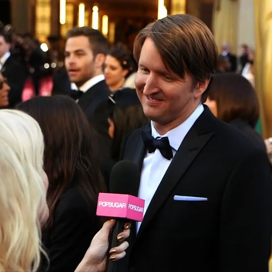 Tom Hooper at the Oscars Interview | Video