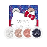 ColourPop x Hello Kitty Mama's Apple Pie Eye Shadows