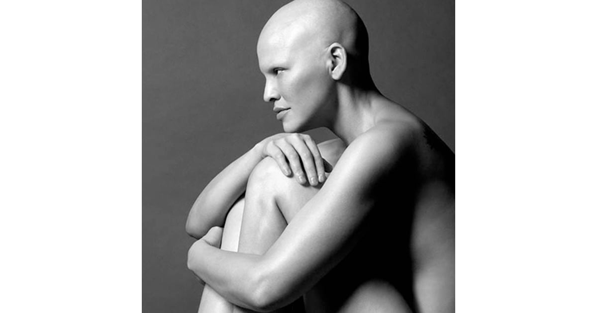 Model With Breast Cancer Posts Stunning, Raw Photos   POPSUGAR Beauty