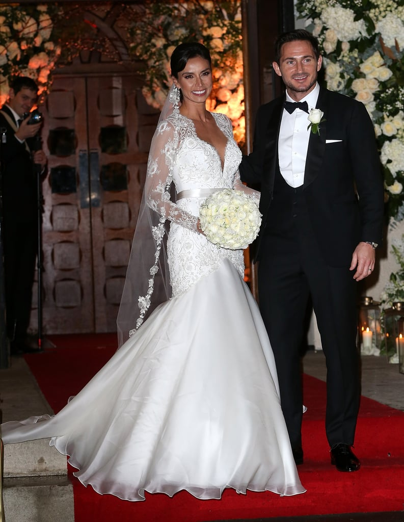 Christine Bleakley And Frank Lampard Wedding Photos