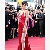 Celebrities Wearing Red Dresses
